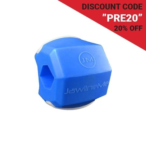 JawlineMe Jawline Exercise Ball